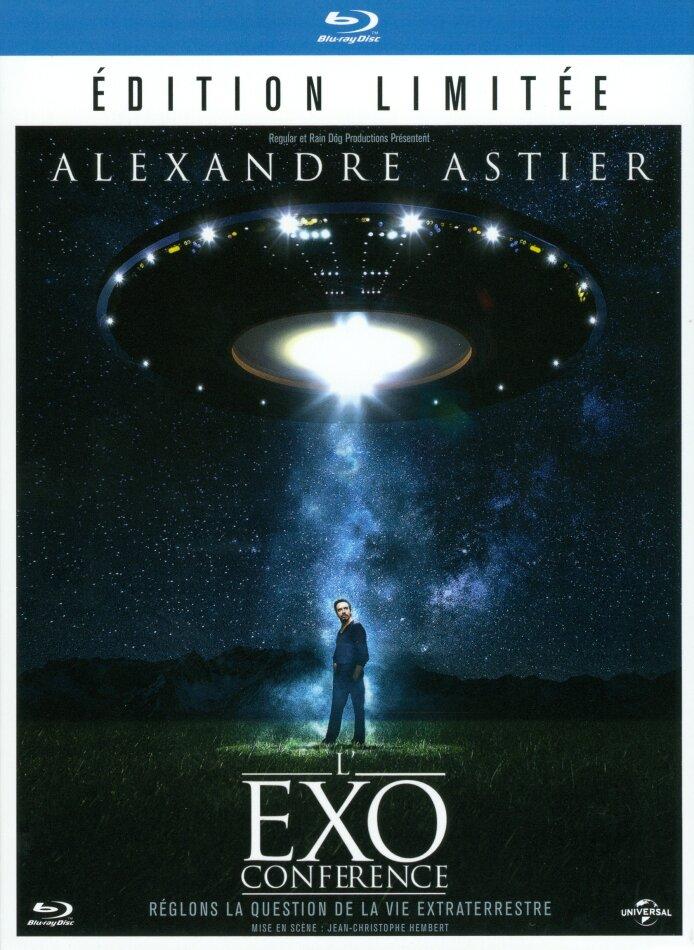 Alexandre Astier - L'Exoconférence (2015) (Edizione Limitata)