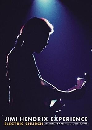 Jimi Hendrix Experience - Electric Church - Atlanta Pop Festival - July 4, 1970