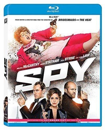 SPY - Spy / (Dhd Dts Dub Sub Ws) (2015) (Widescreen)