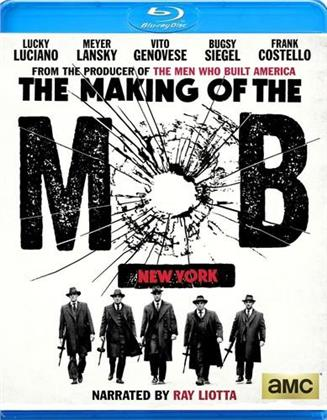 The Making of the Mob - New York (2015) (2 Blu-rays)