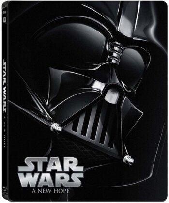 Star Wars - Episode 4 - A New Hope (1977) (Steelbook)