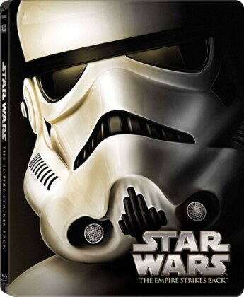 Star Wars - Episode 5 - The Empire strikes back (1980) (Steelbook)