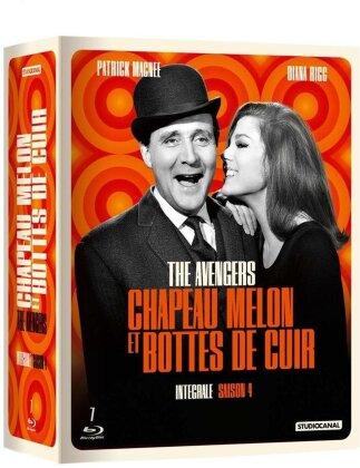 Chapeau melon et bottes de cuir - Intégrale Saison 4 (s/w, 7 Blu-rays)