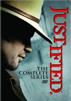 Justified - Seasons 1-6 (19 Blu-rays)