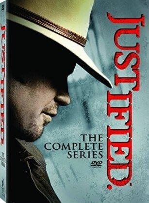 Justified - Seasons 1-6 (19 DVDs)