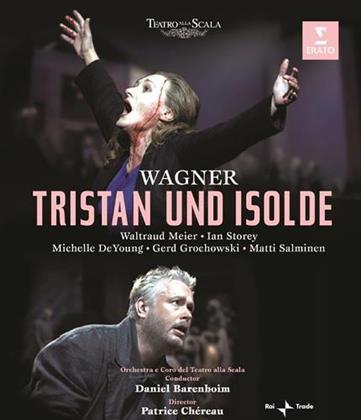 Orchestra of the Teatro alla Scala, Daniel Barenboim, … - Wagner - Tristan und Isolde (Erato)