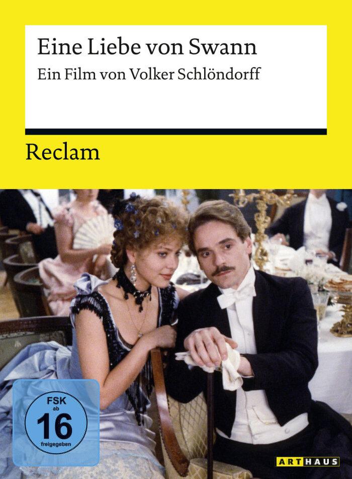Eine Liebe von Swann (1984) (Reclam, Arthaus)