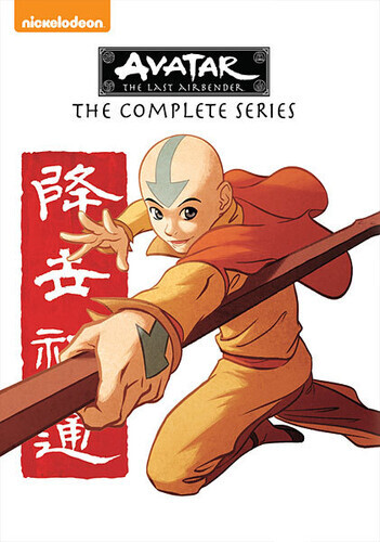 Avatar - The Last Airbender - The Complete Series (16 DVDs)