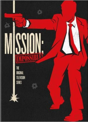 Mission: Impossible - The Original TV Series: Season 1-7 (46 DVDs)