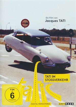 Trafic - Tati im Stossverkehr (1971) (Digital Remastered, Arthaus)