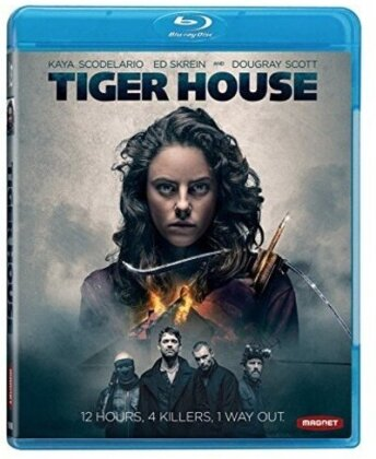 Tiger House - Tiger House / (Sub) (2015)
