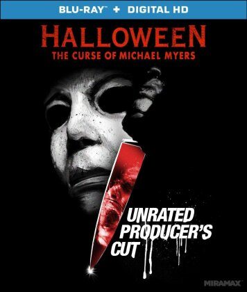 Halloween 6 - Curse Of Michael Myers (1995) (Unrated)