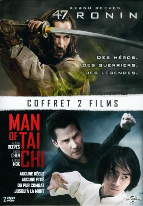 47 Ronin / Man of Tai Chi (2 DVDs)