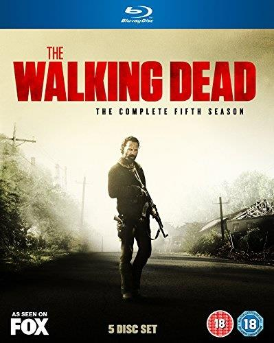 The Walking Dead - Season 5 (5 Blu-rays)