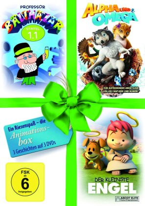Animations Box (Box, 3 DVDs)