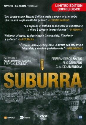 Suburra (2015) (Edizione Limitata, 2 DVD)