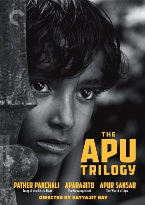 The Apu Trilogy (Criterion Collection, 3 DVDs)