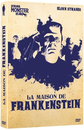 La maison de Frankenstein (1944) (Cinema Monster Club, s/w)