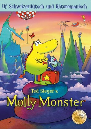Molly Monster - Der Film (2016)