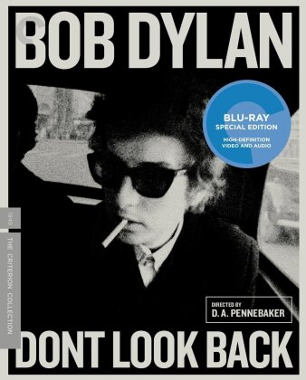 Bob Dylan - Don't Look Back (Criterion Collection)