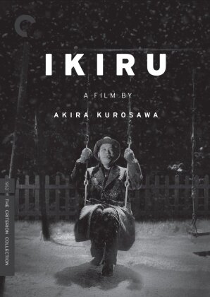 Ikiru (1952) (Criterion Collection, 2 DVDs)