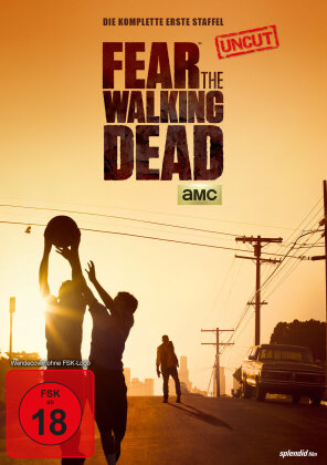 Fear The Walking Dead - Staffel 1 (Uncut, 2 DVD)
