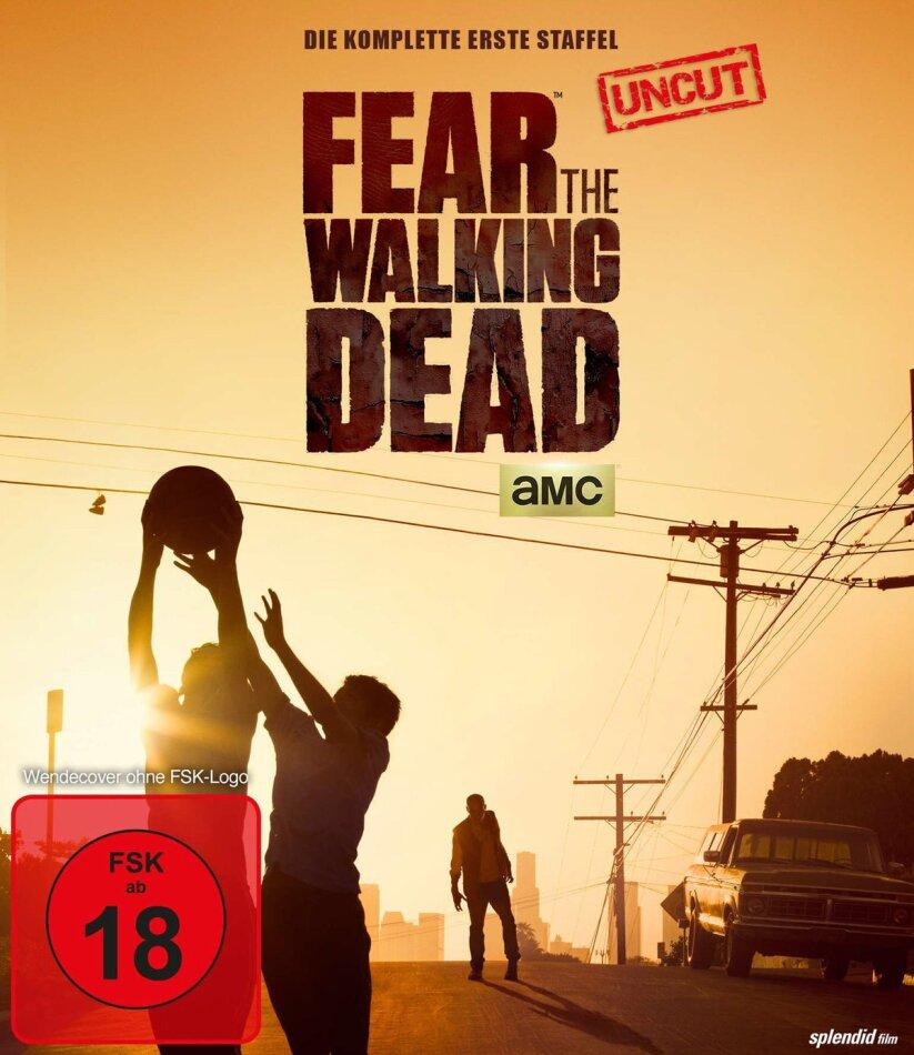 Fear The Walking Dead - Staffel 1 (Uncut, 2 Blu-rays)