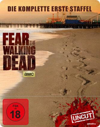Fear The Walking Dead - Staffel 1 (Limited Edition, Steelbook, Uncut, 2 Blu-rays)