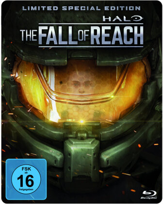 Halo - The Fall Of Reach (Steelbook, Edizione Speciale Limitata)