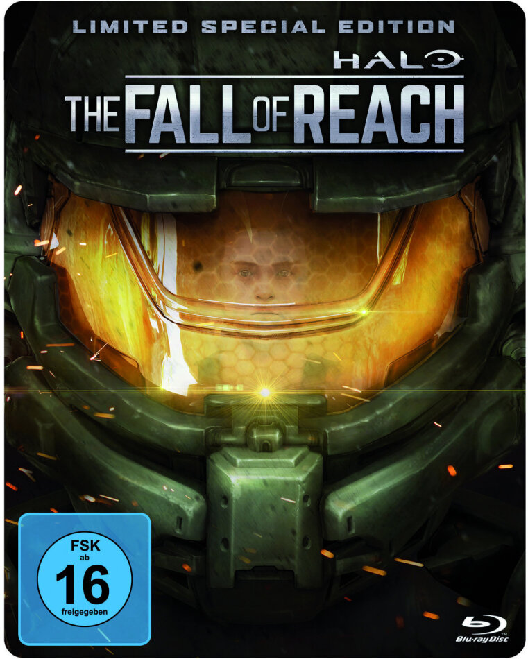 Halo - The Fall Of Reach (Steelbook, Limited Special Edition)