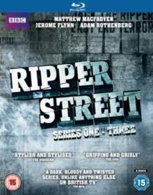 Ripper Street - Series 1-3 (8 Blu-ray)