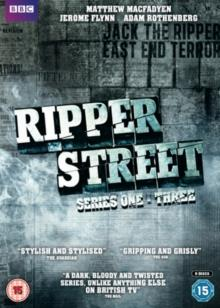 Ripper Street - Series 1-3 (9 DVD)