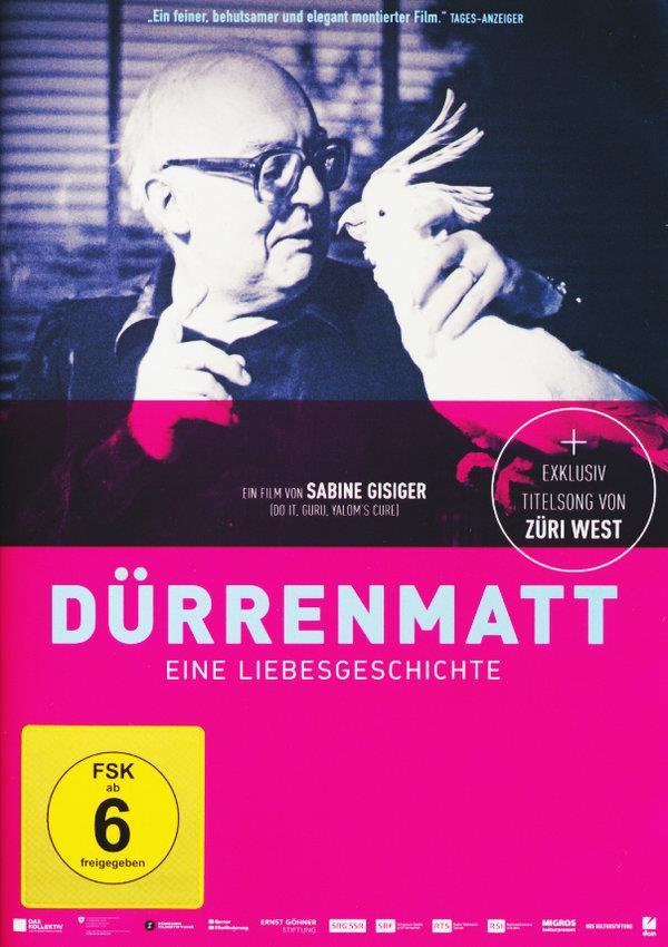 Dürrenmatt - Eine Liebesgeschichte (2015)
