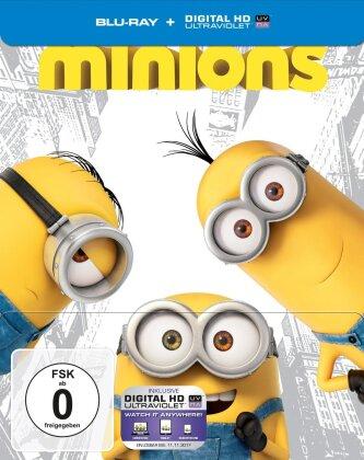 Minions (2015) (Steelbook)