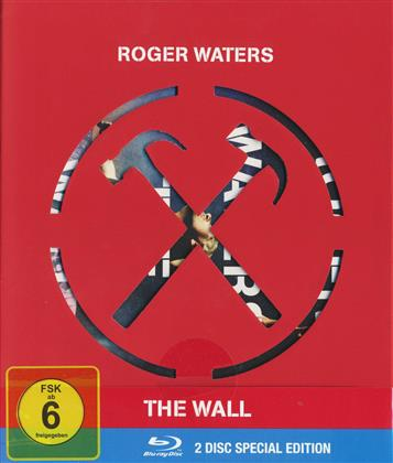 Roger Waters - The Wall (2014) (Strictly Limited, 2 Blu-rays)