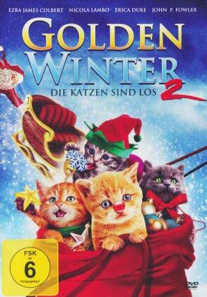 Golden Winter 2 - Die Katzen sind los (2014)
