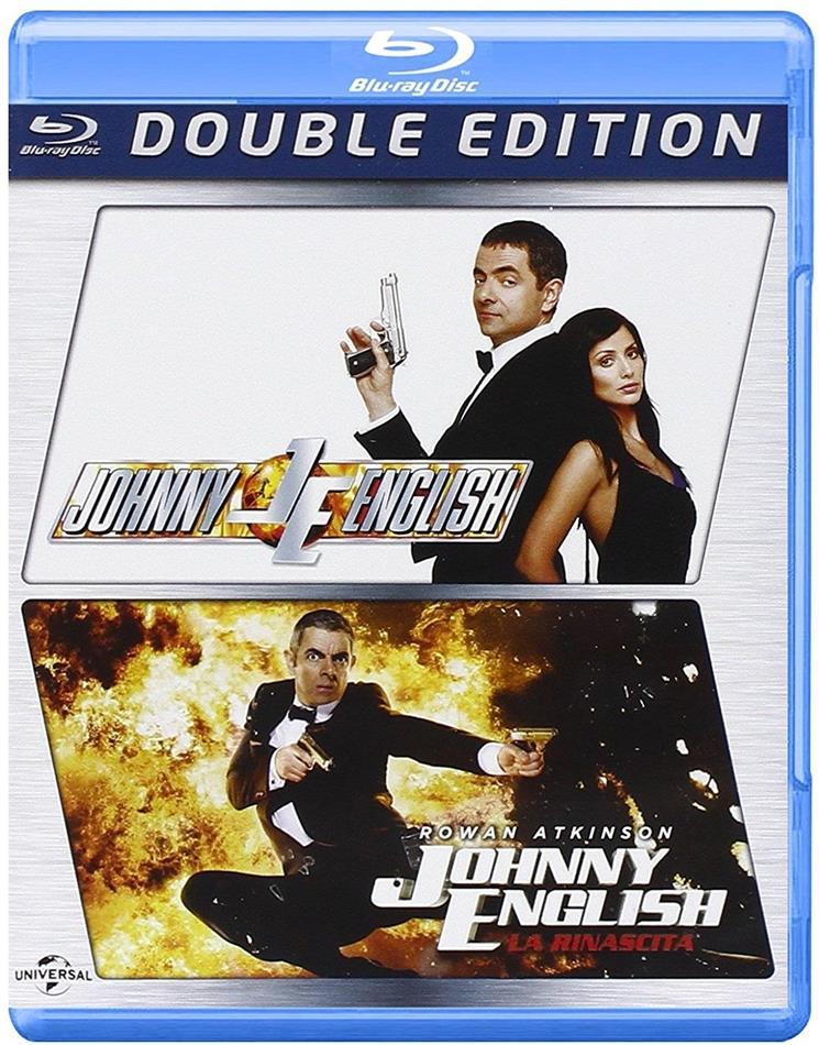 Johnny English 1 + 2 (2 Blu-rays)