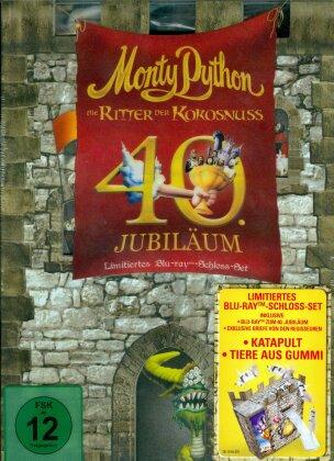 Monty Python - Die Ritter der Kokosnuss (Schloss-Set, 40th Anniversary Edition, Limited Edition)