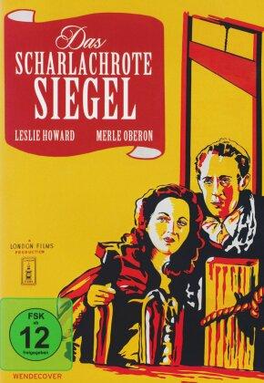 Das scharlachrote Siegel (1934) (s/w)