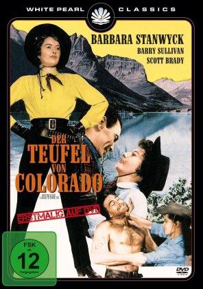 Der Teufel von Colorado (1956) (White Pearl Classics)