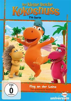 Der kleine Drache Kokosnuss - TV-Serie - Flug an der Leine
