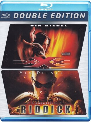xXx - Triple X / The Chronicles of Riddick (2 Blu-ray)