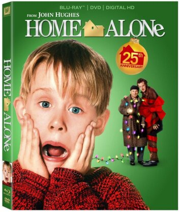 Home Alone - Home Alone (2PC) / (Dhd Dol) (1990) (Repackaged, Widescreen, Blu-ray + DVD)