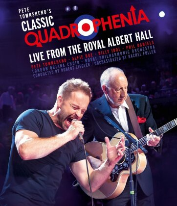 Pete Townshend - Classic Quadrophenia - Live from Royal Albert Hall