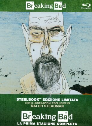 Breaking Bad - Stagione 1 (Edizione Limitata, Steelbook, 2 Blu-ray)