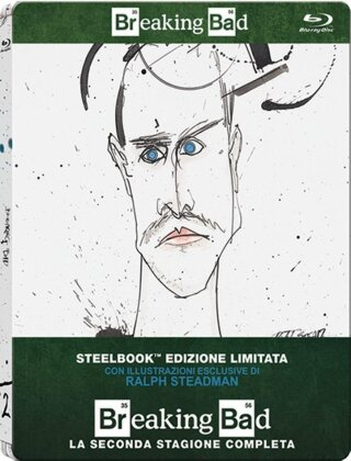 Breaking Bad - Stagione 2 (Edizione Limitata, Steelbook, 3 Blu-ray)