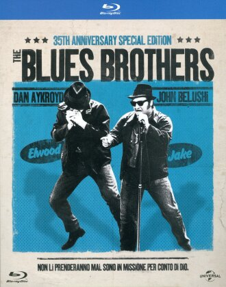 The Blues Brothers (1980) (Edizione 35° Anniversario)