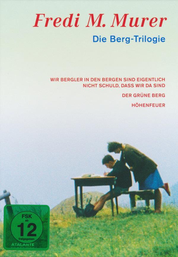Fredi M. Murer - Die Berg-Trilogie (3 DVDs)