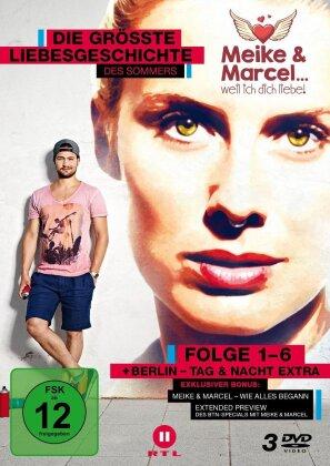 Meike & Marcel... - weil ich dich liebe! (3 DVDs)