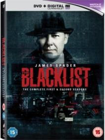 The Blacklist - Seasons 1 & 2 (11 DVDs)